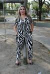 Macacão Zebra em visco lycra