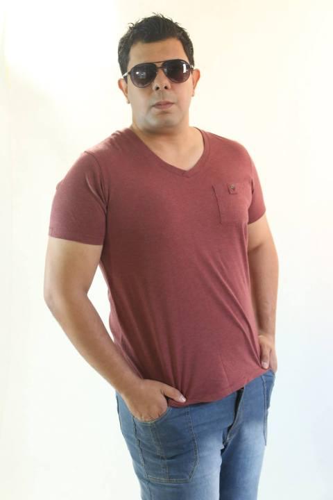 Blessed, Mister Plus Size 2014: três meses sem sair de casa por causa de depressão Foto: Divulgação)
